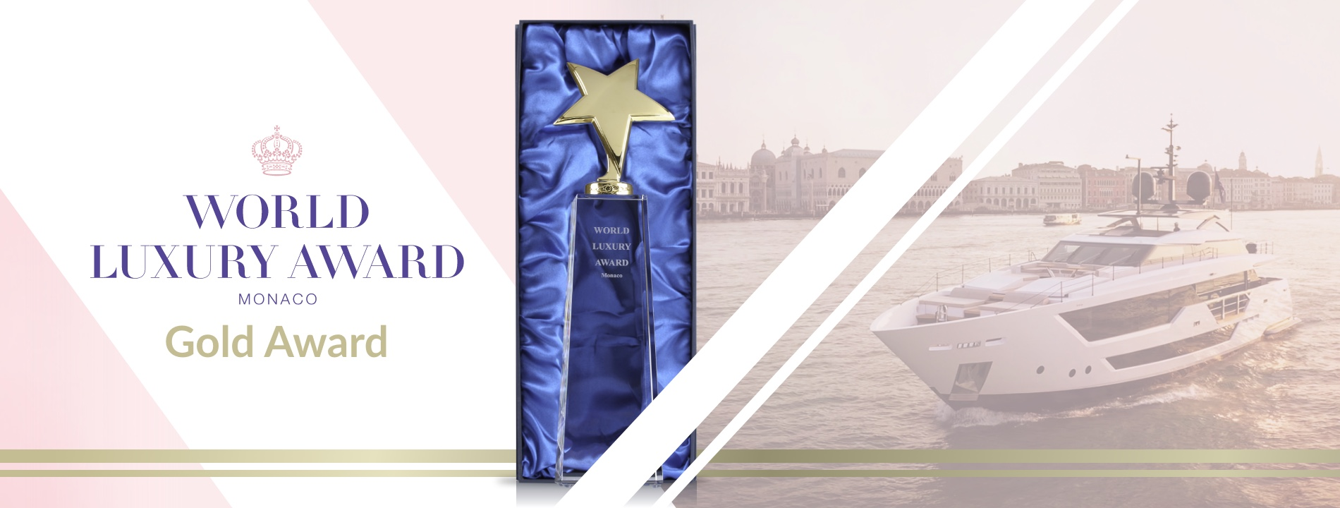 Arachno vince il Gold World Luxury Award