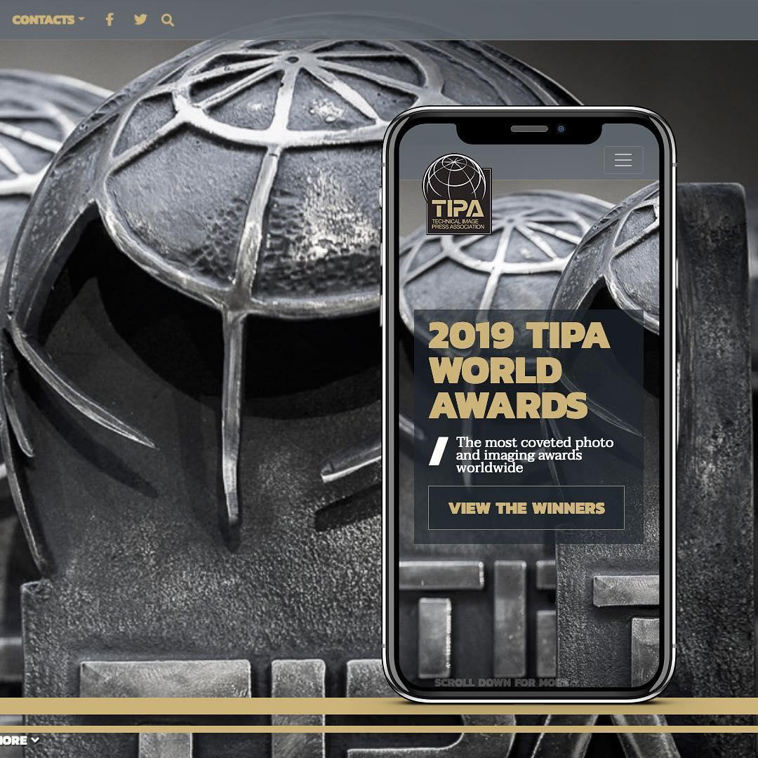 TIPA World Awards annuncia i riconoscimenti del 2019.