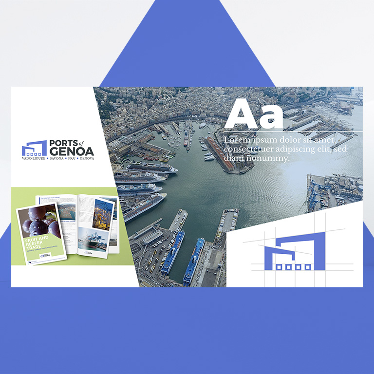 Arachno - Portfolio - Ports of Genoa