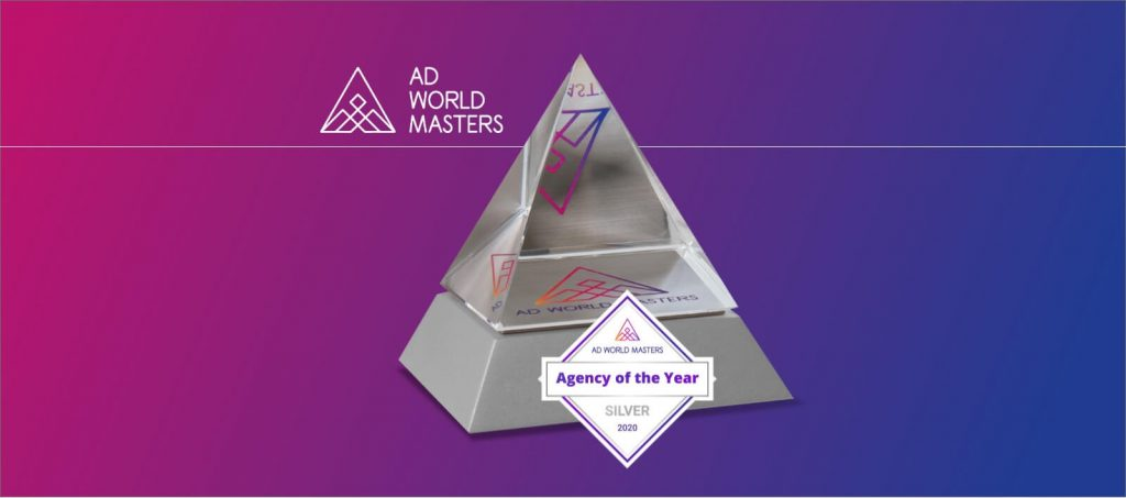 Arachno - Agency of the Year 2020 - AD World Masters