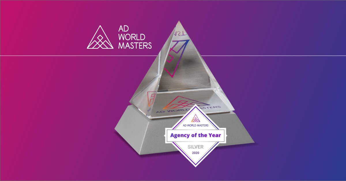 Arachno Agency of the Year agli AD World Masters 2020