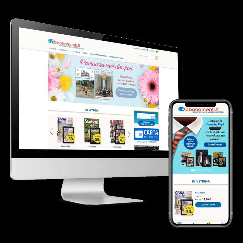 Arachno Digital Agency - Premi e riconoscimenti - Abbonamenti.it