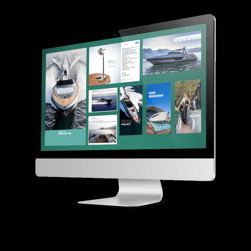 Arachno Digital Agency - Premi e riconoscimenti - Riva Yacht Social Media Management