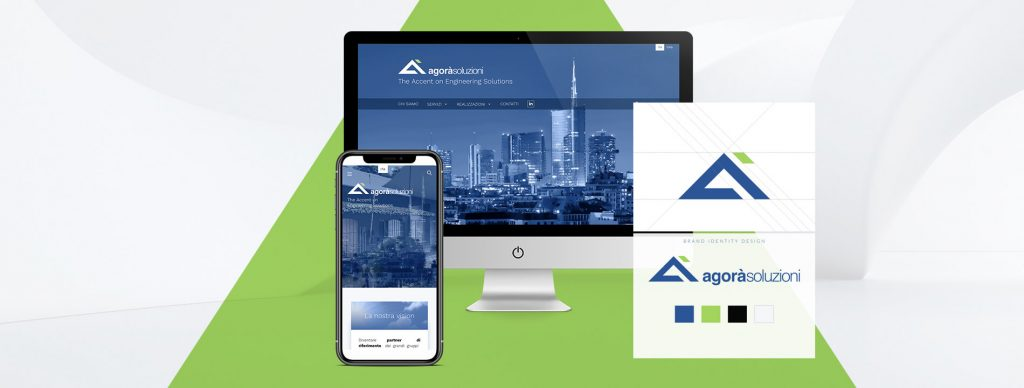 Arachno Digital Agency - Portfolio - Agorà Soluzioni