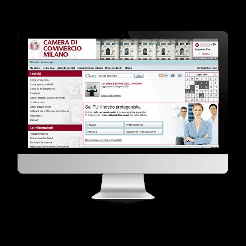 Arachno Digital Agency - Premi e riconoscimenti  - Camera di Commercio di Milano