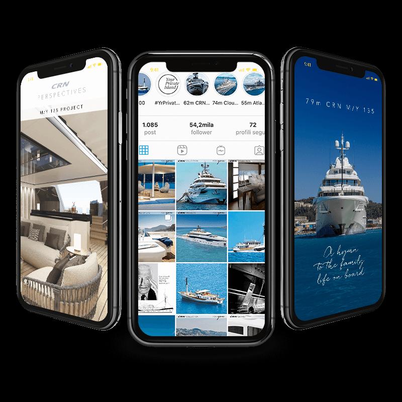 Arachno Digital Agency - Premi e riconoscimenti - CRN Yachts