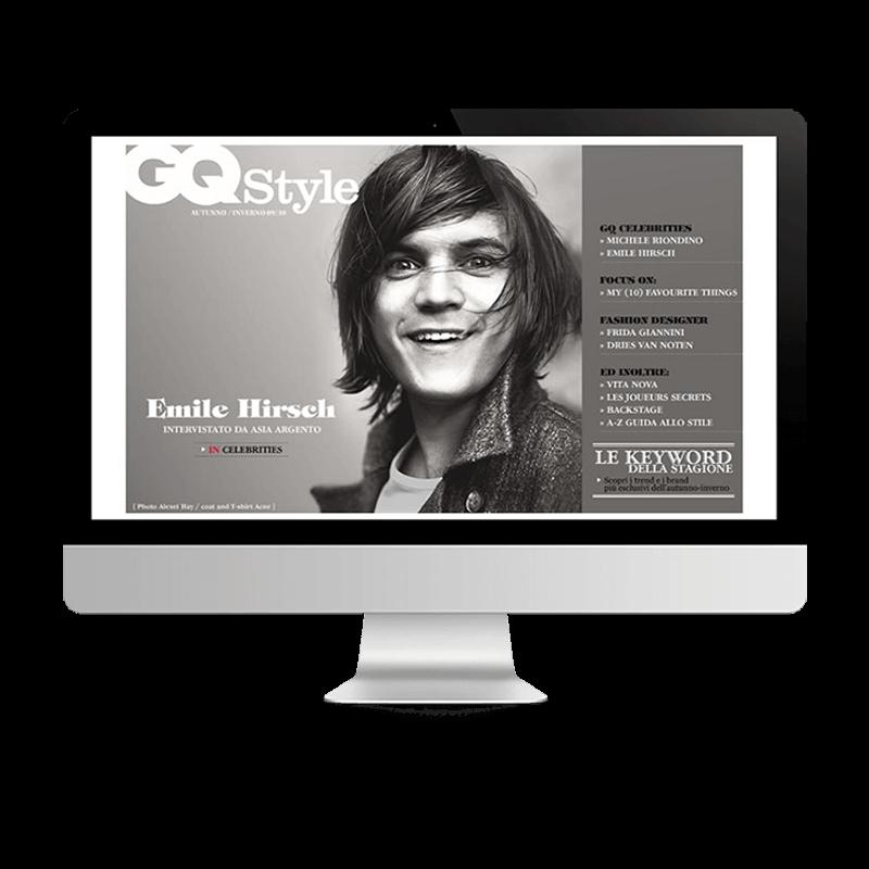 Arachno Digital Agency - Premi e riconoscimenti  - GQ Style
