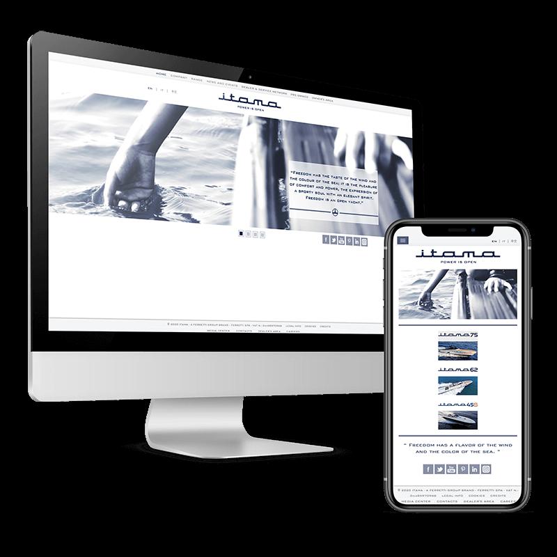 Arachno Digital Agency - Premi e riconoscimenti - Itama
