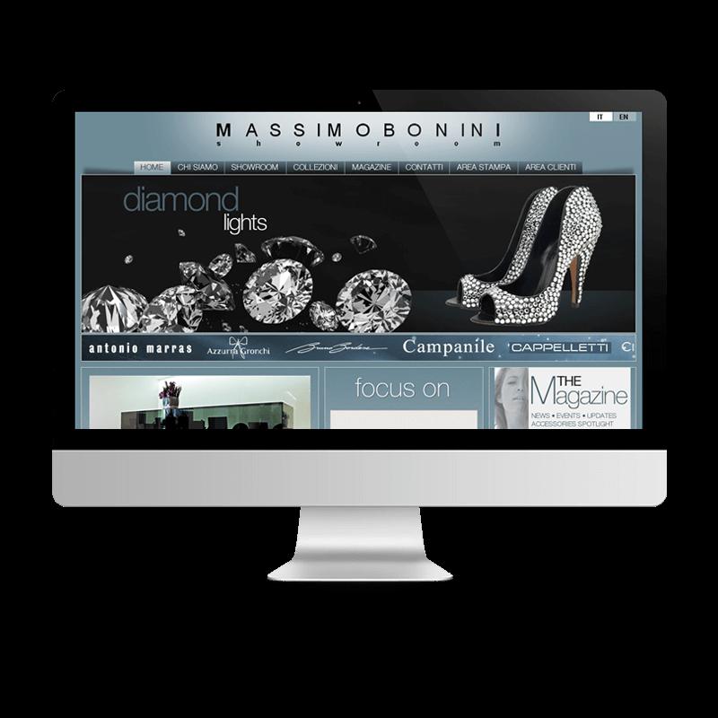 Arachno Digital Agency - Premi e riconoscimenti  - Massimo Bonini Showroom Milano