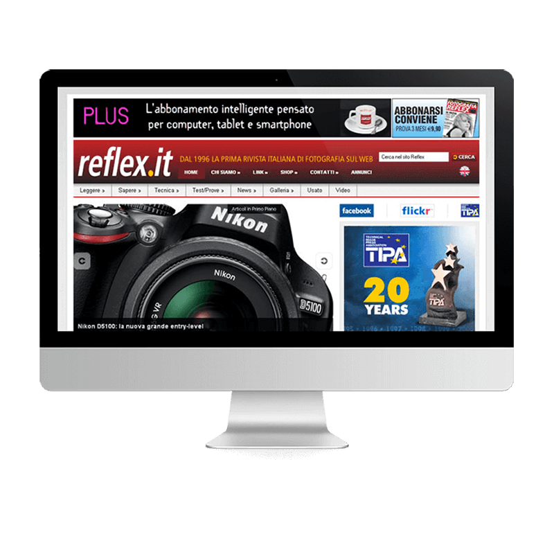 Arachno Digital Agency - Premi e riconoscimenti  - Reflex.it