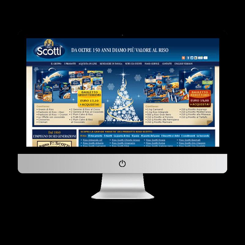 Arachno Digital Agency - Premi e riconoscimenti  - Riso Scotti