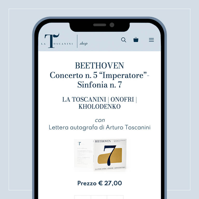 Arachno - La Toscanini Shop