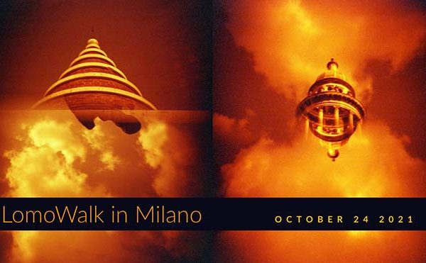 Arachno partecipa al Lomowalk Milano 2021