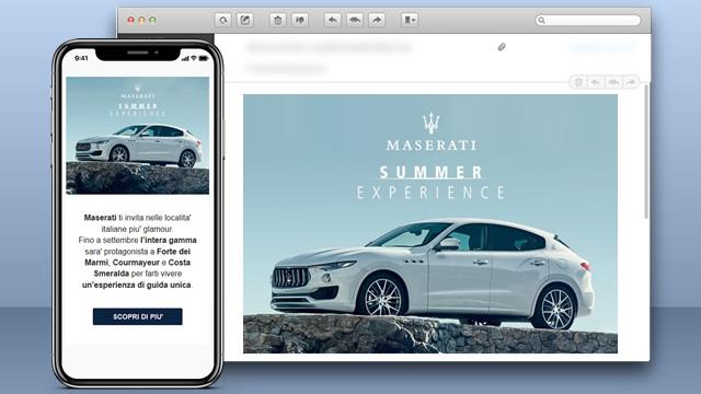 DEM Maserati