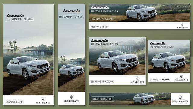 Maserati Levante ADV online