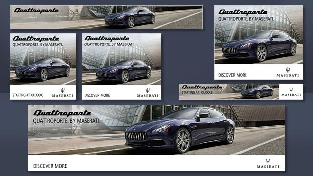 Maserati Quattroporte ADV online