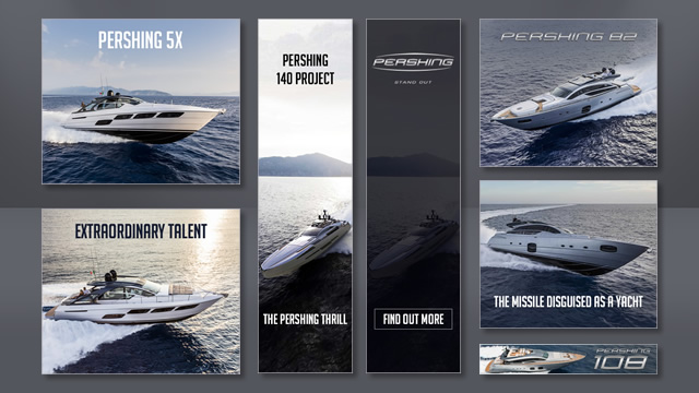 Pershing Yachts ADV online
