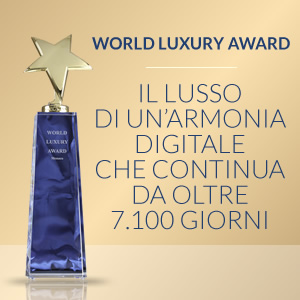 Arachno ed i suoi 6 World Luxury Award in 5 anni