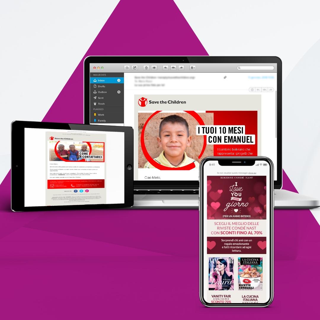Arachno - servizi - banner ed e-mail marketing